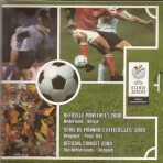 FDC Set Euro 2000