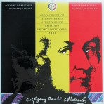 FDC set 1991 – Mozart