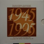 FDC Set 1995 – 50 jaar einde WO II