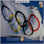 FDC Set 1996 – Olympische Spelen
