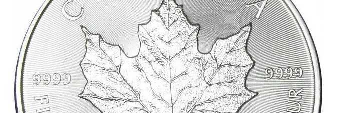 Maple Leaf Zilver 1oz