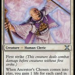 Ancestor's Chosen – 10th Edition