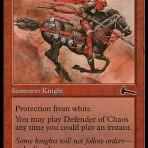 Defender of Chaos – Urzas Legacy