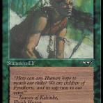 Elvish Ranger (B) – Alliances