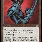 Flowstone Armor – Nemesis
