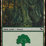 Forest (A) – Shadowmoor