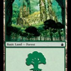 Forest (A) – Ravnica