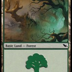 Forest (D) – Shadowmoor