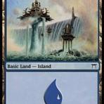 Island (293) – Champions of Kamigawa