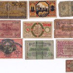 Noodgeld Duitsland (Notgeld) – 10 st.  (Set 01)
