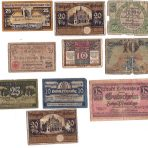 Noodgeld Duitsland (Notgeld) – 28 st.
