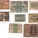Noodgeld Duitsland (Notgeld) – 8 st.  (Set 03)