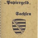 Das Papiergeld von Sachsen