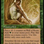 Wall of Roots – Mirage