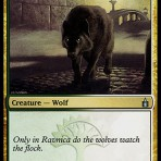 Loup de garde (Watchwolf) – Ravnica