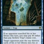 Archive Trap – Zendikar