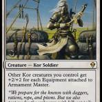 Armament Master – Zendikar