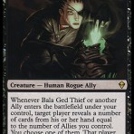 Bala Ged Thief – Zendikar