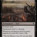 Contaminated Ground – Rise of the Eldrazi