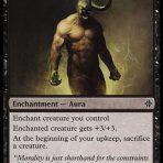 Demonic Appetite – Rise of the Eldrazi