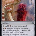 Foriysian Totem – Time Spiral