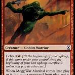 Mogg War Marshal – Time Spiral