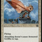Armored Griffin – Portal II