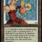 Balm of Restoration – Fallen Empires