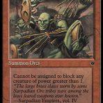 Brassclaw Orcs (B) – Fallen Empires