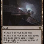 Eldrazi Temple – Rise of the Eldrazi