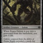 Enatu Golem – Rise of the Eldrazi