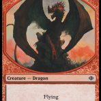 Dragon (token) – Shards of Alara