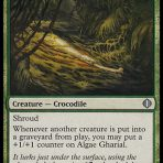 Algae Gharial – Shards of Alara