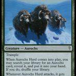 Aurochs Herd – Coldsnap