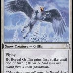 Boreal Griffin – Coldsnap