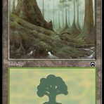 Forest (B) – Mercadian Masques