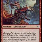 Goblin Roughrider – Worldwake
