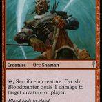 Orcish Bloodpainter – Coldsnap
