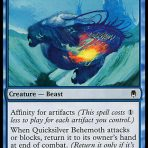 Quicksilver Behemoth – Darksteel
