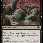 Ravenous Rats – Garruk vs Liliana