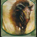 Beast token – Lorwyn