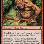 Blind-Spot Giant – Lorwyn