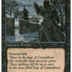 Bog Wraith – Revised