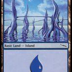 Island (C) – Mirrodin