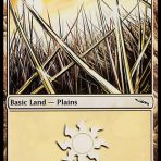 Plains (D) – Mirrodin