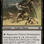 Twisted Abomination – Garruk vs Liliana