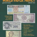 Standard Catalog of World Paper Money (seventh edition – volume two)