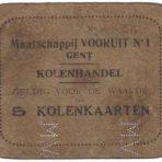 Gent – Vooruit – 5 Kolenkaarten