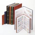 Lindner Insteekalbum, groot formaat, 16 witte blz (1160)