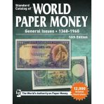 Standard Catalog of World Paper Money General Issues, 1368-1960, 16th Edition